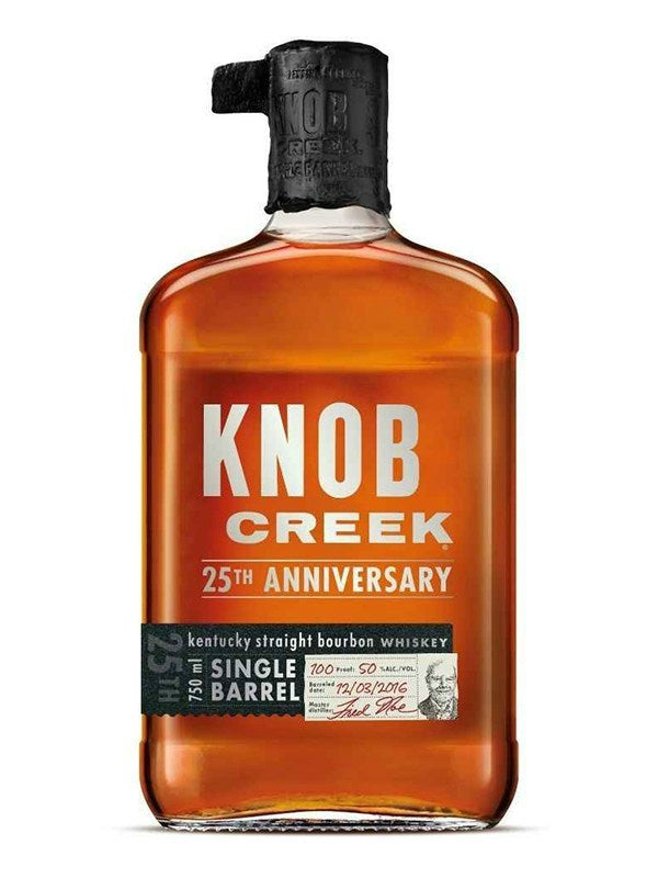 Knob Creek 25th Anniversary Bourbon Whiskey - Whiskey - Don's Liquors & Wine - Don's Liquors & Wine
