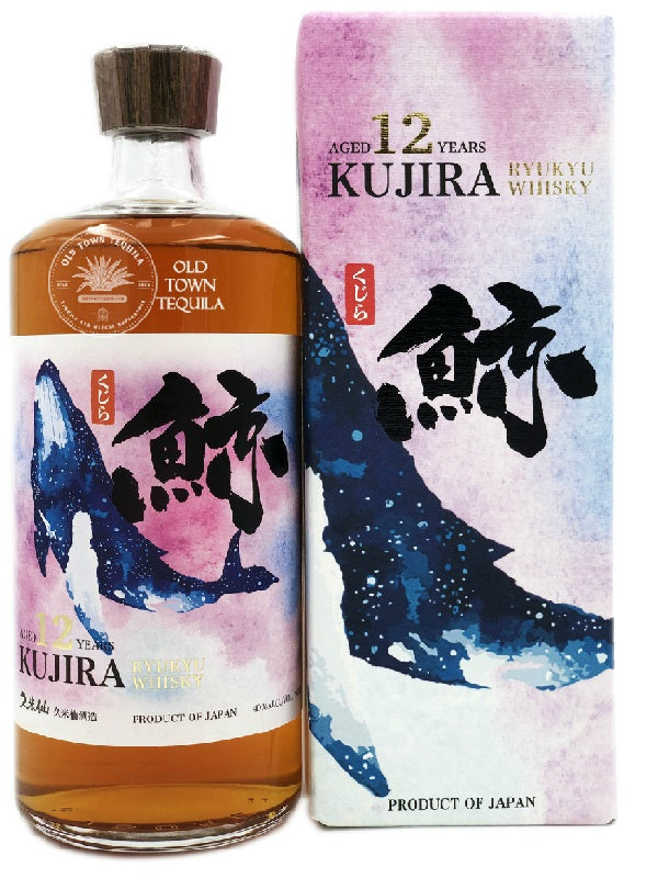 Kujira Ryukyu Whisky Aged 12 Years - Japanese Whisky - Don's Liquors & Wine - Don's Liquors & Wine