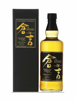 Kurayoshi 18 Year Malt Whiskey - Don's Liquors & Wine