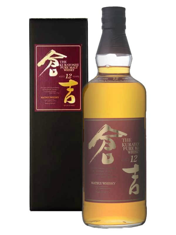 Kurayoski 12 Year Malt Japanese Whiskey - Japanese Whisky - Don's Liquors & Wine - Don's Liquors & Wine