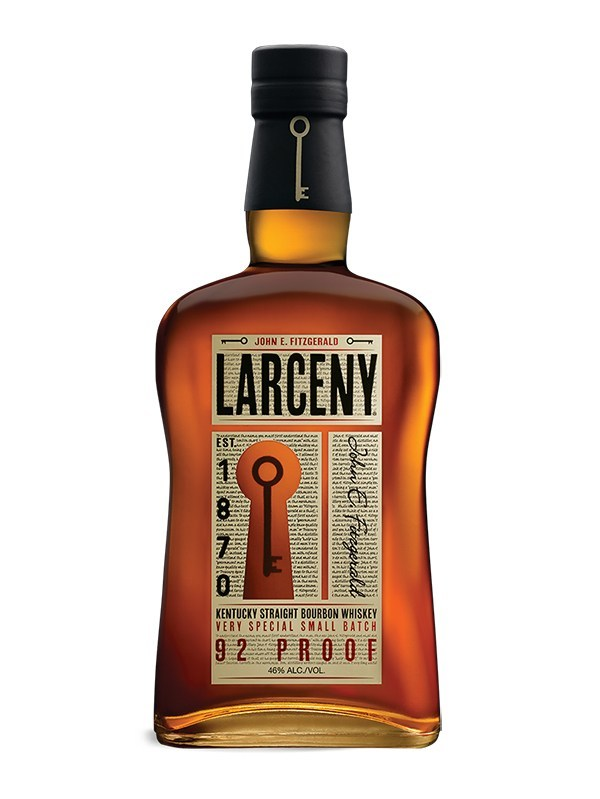 Larceny Bourbon Whiskey 92 Proof - Bourbon - Don's Liquors & Wine - Don's Liquors & Wine