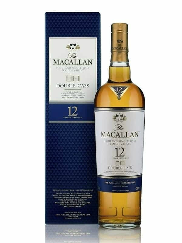 Macallan 12 Years Double Cask Scotch - Scotch - Don's Liquors & Wine - Don's Liquors & Wine