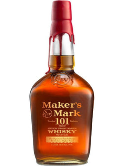 Maker's Mark 101 Proof Bourbon Whiskey