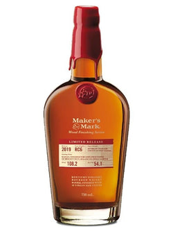 Maker's Mark Wood Finishing Series 2019 Limited Release - Whiskey - Don's Liquors & Wine - Don's Liquors & Wine