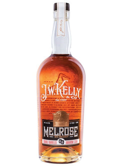 J.W. Kelly Melrose Rye Whiskey