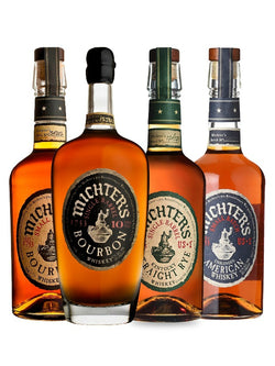 Michter's 10 Year Old Bourbon Whiskey Combo