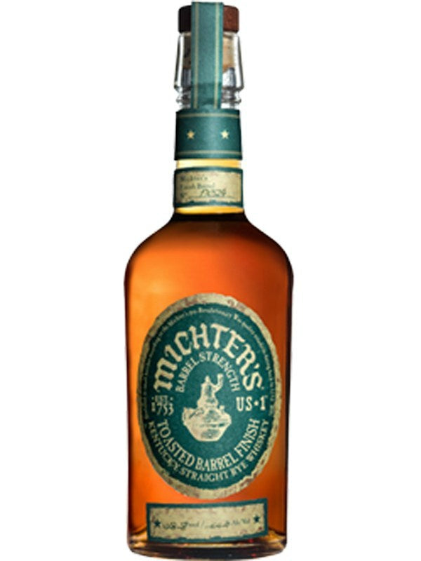 Michter's Toasted Barrel Finish Rye Whiskey 2020 - Bourbon - Don's Liquors & Wine - Don's Liquors & Wine