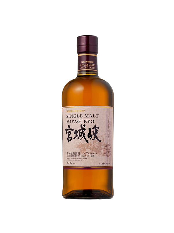Miyagikyo Single Malt - Japanese Whisky - Don's Liquors & Wine - Don's Liquors & Wine