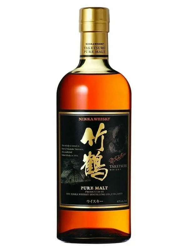 Nikka Taketsuru Pure Malt - Japanese Whisky - Don's Liquors & Wine - Don's Liquors & Wine