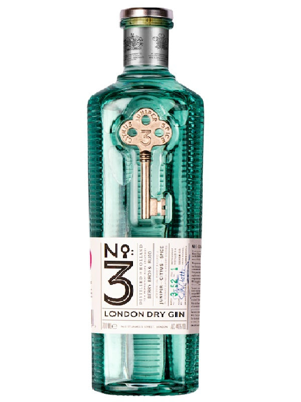 No. 3 London Dry Gin - Gin - Don's Liquors & Wine - Don's Liquors & Wine