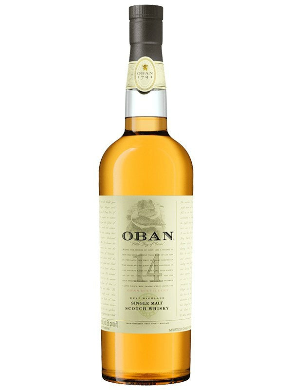 Oban 14 Years Old Scotch Whisky