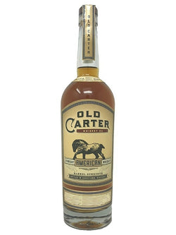 Old Carter American Whiskey Batch 4