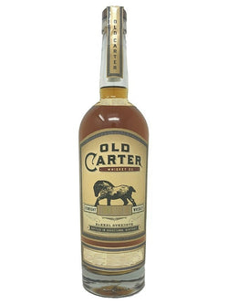Old Carter Kentucky Whiskey Batch 1
