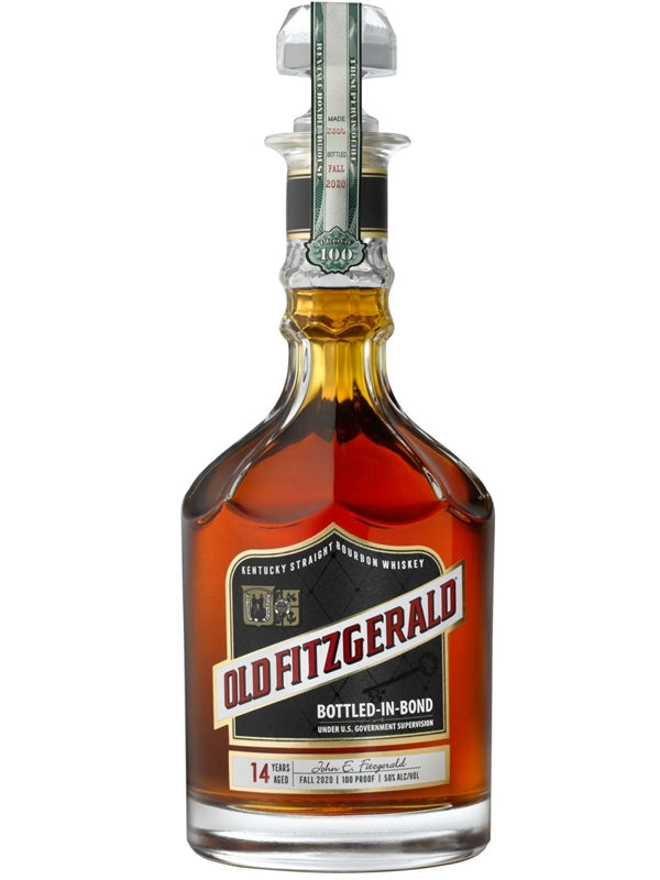 Old Fitzgerald Bottled In Bond 14 Year Fall 2020