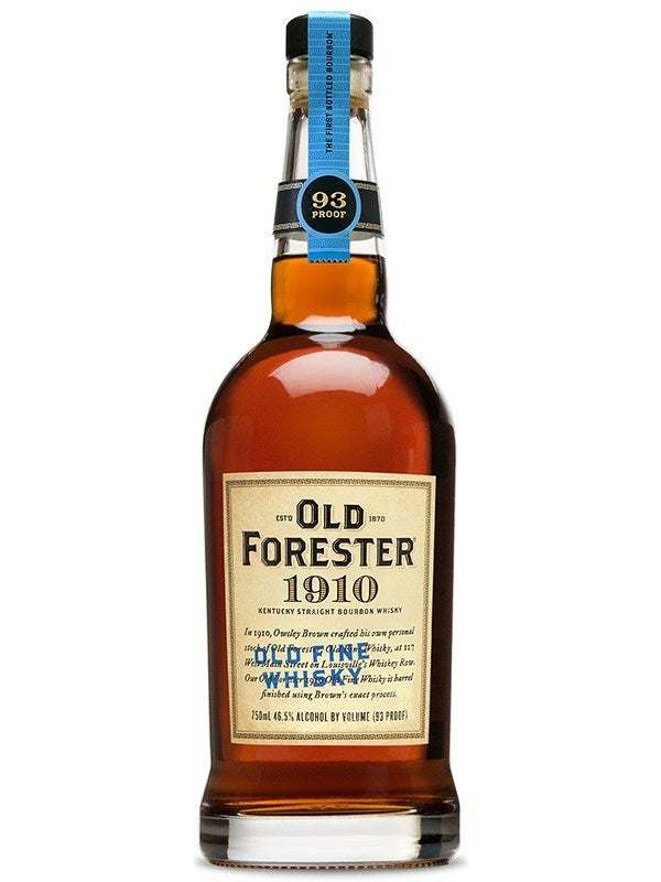 Old Forester 1910 Old Fine Bourbon Whisky - Whiskey - Don's Liquors & Wine - Don's Liquors & Wine