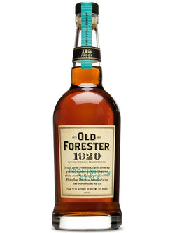 Old Forester 1920 Prohibition Style Bourbon Whisky - Whiskey - Don's Liquors & Wine - Don's Liquors & Wine
