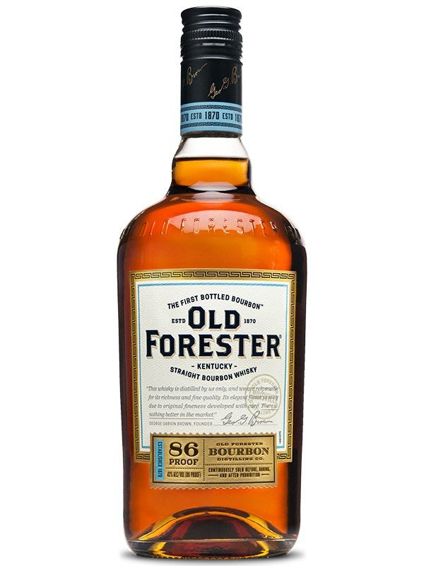 Old Forester Classic 86 Proof Bourbon Whisky - Bourbon - Don's Liquors & Wine - Don's Liquors & Wine