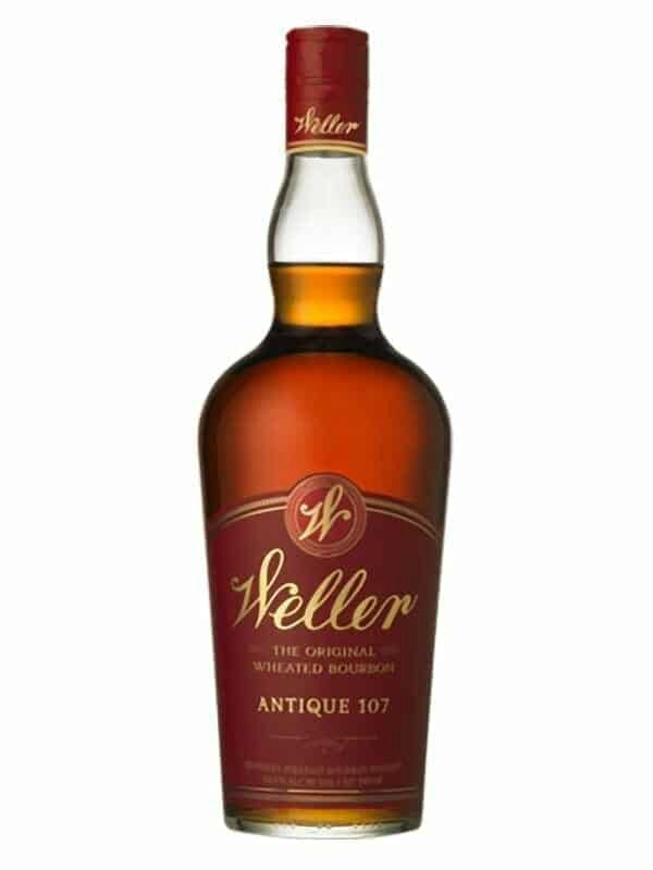 Old Weller Antique 107 Bourbon Whiskey - Bourbon - Don's Liquors & Wine - Don's Liquors & Wine