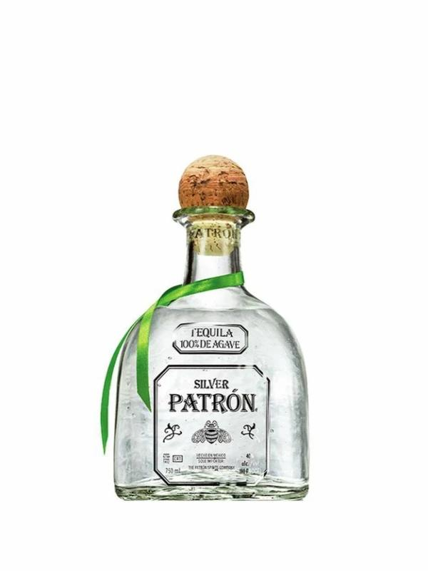 Patron Silver Tequila - Tequila - Don's Liquors & Wine - Don's Liquors & Wine