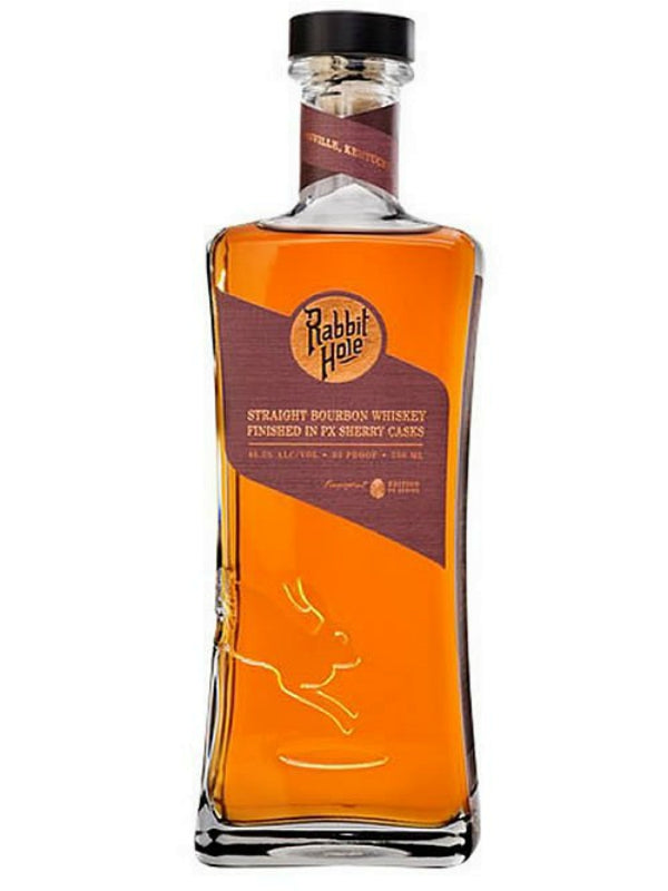 Rabbbit Hole Dareringer Bourbon Whiskey Finished in PX Sherry Casks - Whiskey - Don's Liquors & Wine - Don's Liquors & Wine