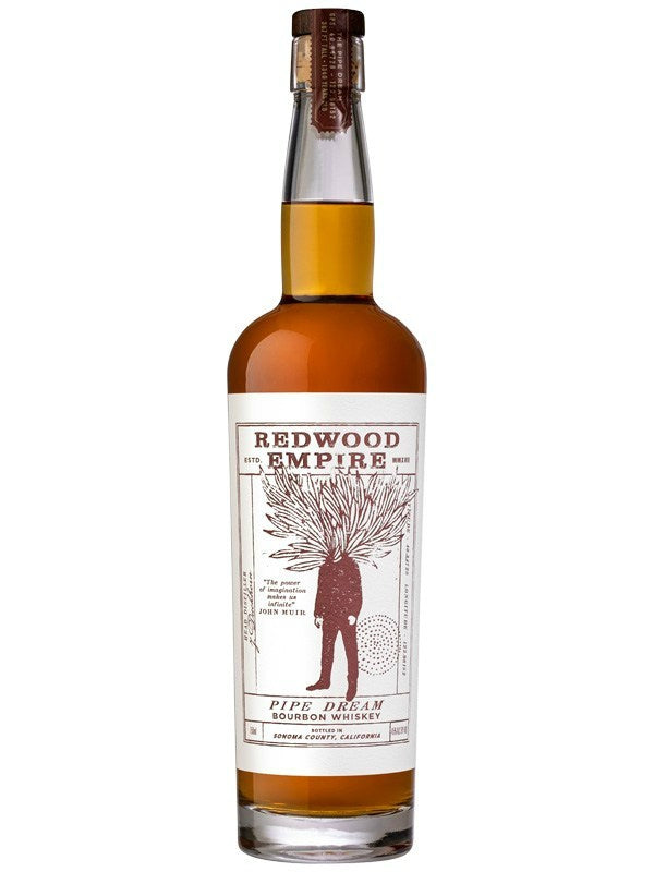 Redwood Empire Pipe Dream Bourbon Whiskey Case - Bourbon - Don's Liquors & Wine - Don's Liquors & Wine