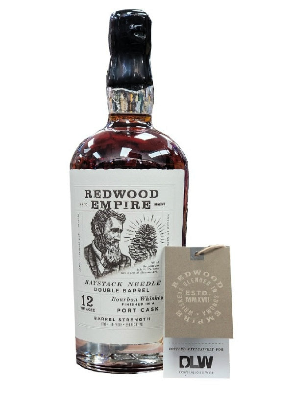 Redwood Empire 12 year Port Cask Don's Liquors & Wine Single Barrel