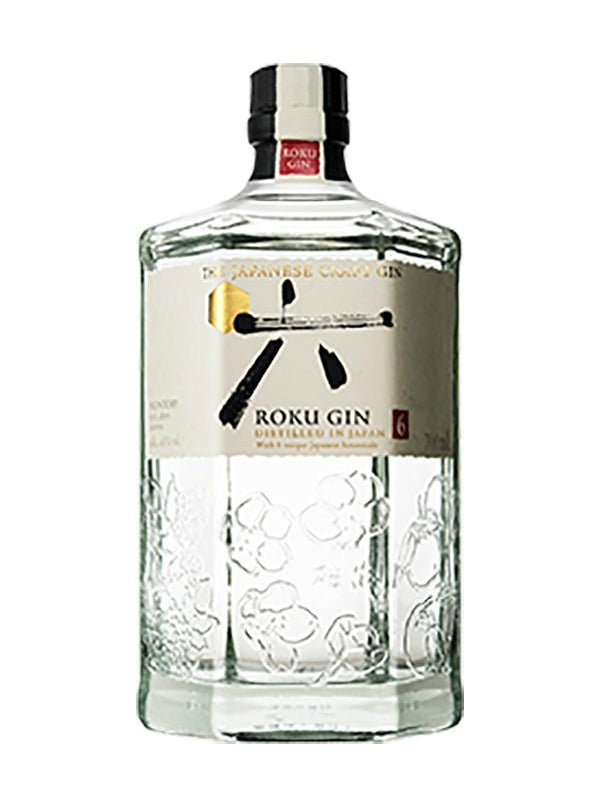 Roku Japanese Gin - Gin - Don's Liquors & Wine - Don's Liquors & Wine