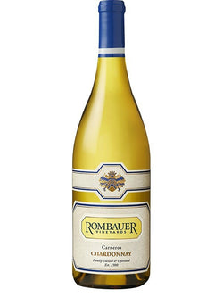 Rombauer Vineyards Chardonnay 2019 Case - Chardonnay - Don's Liquors & Wine - Don's Liquors & Wine