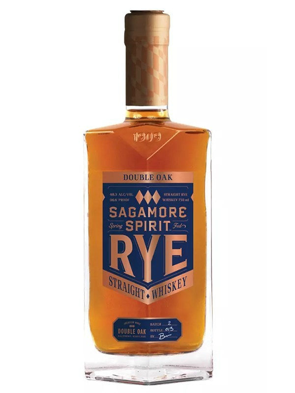 Sagamore Spirit Double Oak Rye Whiskey - Whiskey - Don's Liquors & Wine - Don's Liquors & Wine