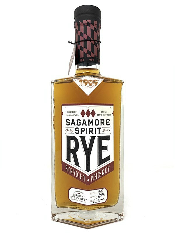 Sagamore Spirit Signature Rye Whiskey - Whiskey - Don's Liquors & Wine - Don's Liquors & Wine