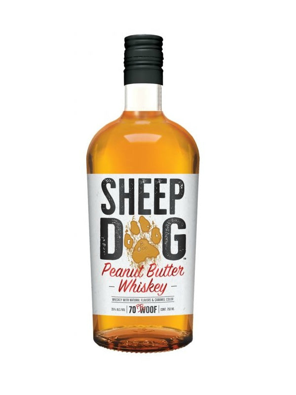 Sheep Dog Peanut Butter Flavored Whiskey - Whiskey - Don's Liquors & Wine - Don's Liquors & Wine