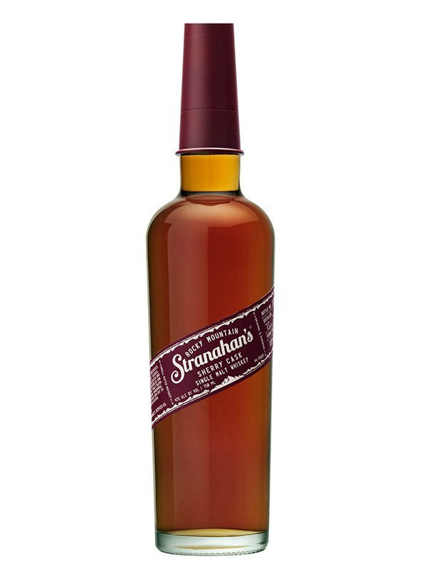 Stranahan's Sherry Cask Rocky Mountain Single Malt Whiskey - Whiskey - Don's Liquors & Wine - Don's Liquors & Wine