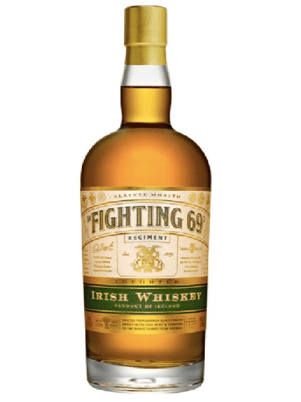 The Fighting 69th Irish Whiskey - Scotch - Don's Liquors & Wine - Don's Liquors & Wine