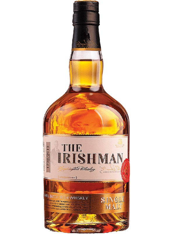 The Irishman Whiskey Single Malt