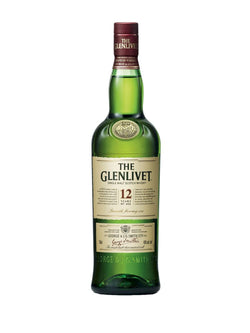 The Glenlivet 12 Year Old Single Malt - Whiskey - Don's Liquors & Wine - Don's Liquors & Wine