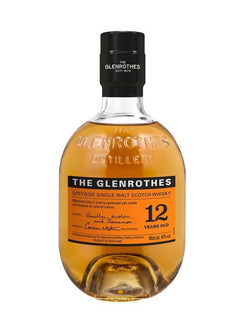 The Glenrothes 12 Year Old Single Malt Scotch Whisky - Scotch - Don's Liquors & Wine - Don's Liquors & Wine