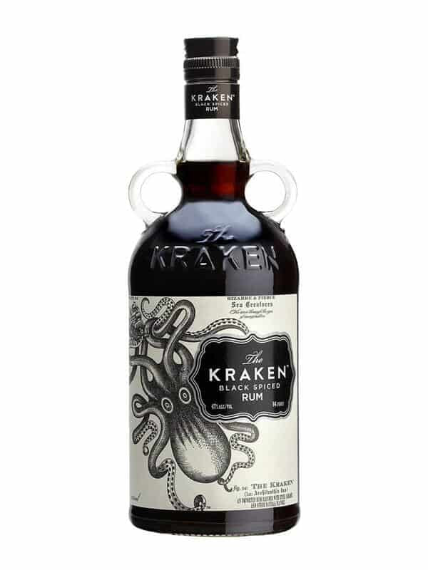 The Kraken Black Spiced Rum - Rum - Don's Liquors & Wine - Don's Liquors & Wine