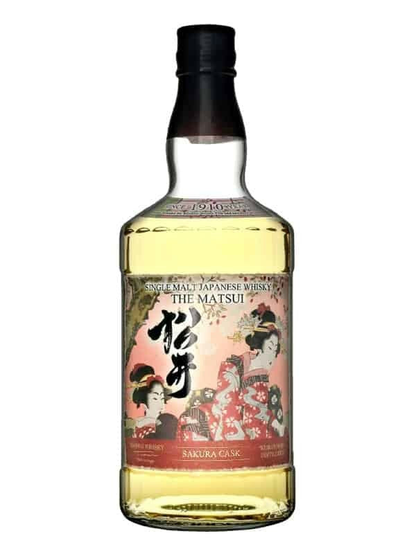 The Matsui Single Malt Sakura Cask - Japanese Whisky - Don's Liquors & Wine - Don's Liquors & Wine