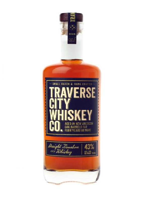 Traverse City Whiskey Co. Straight Bourbon Whiskey - Bourbon - Don's Liquors & Wine - Don's Liquors & Wine