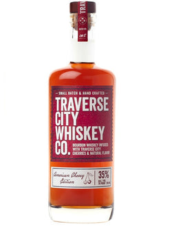 Traverse City Whiskey Co. American Cherry Edition - Whiskey - Don's Liquors & Wine - Don's Liquors & Wine