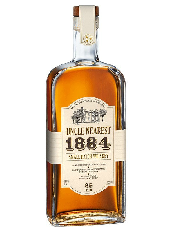 Uncle Nearest 1884 Small Batch Whiskey - Whiskey - Don's Liquors & Wine - Don's Liquors & Wine