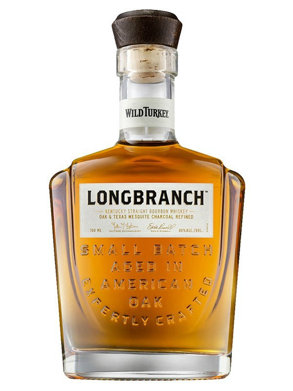 Wild Turkey Longbranch Bourbon Whiskey - Bourbon - Don's Liquors & Wine - Don's Liquors & Wine