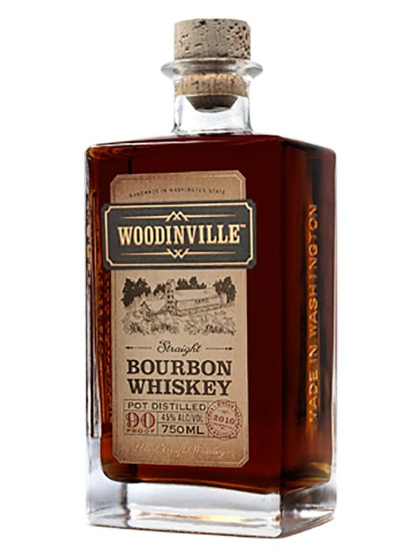Woodinville Straight Bourbon Whiskey - Bourbon - Don's Liquors & Wine - Don's Liquors & Wine