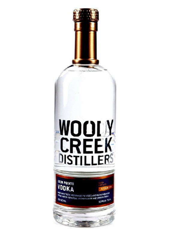 Woody Creek Distillers Colorado Potato Vodka - Vodka - Don's Liquors & Wine - Don's Liquors & Wine