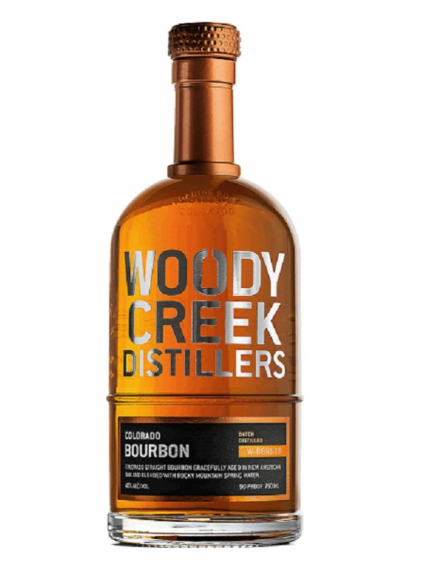 Woody Creek Distillers Colorado Straight Bourbon Whiskey - Whiskey - Don's Liquors & Wine - Don's Liquors & Wine