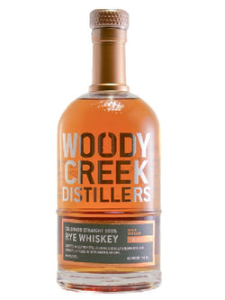Woody Creek Distillers Colorado Straight Rye Whiskey - Whiskey - Don's Liquors & Wine - Don's Liquors & Wine