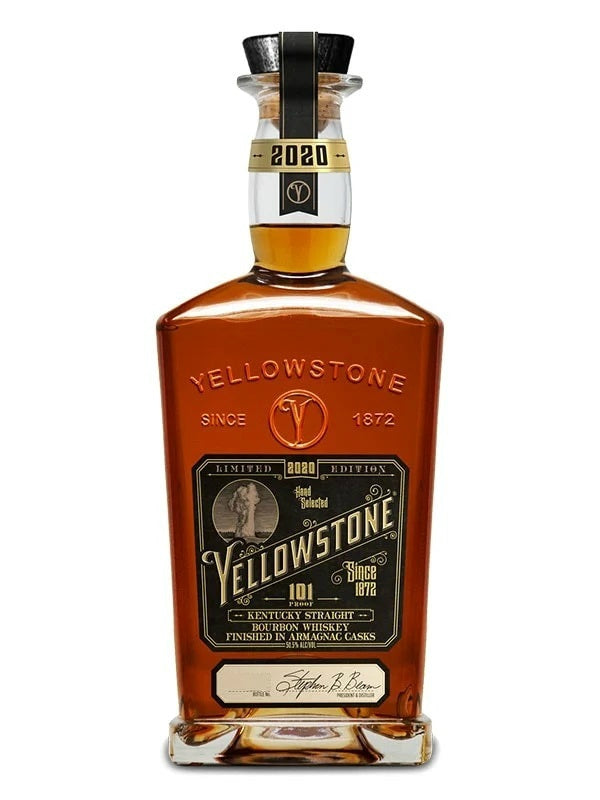 Yellowstone Limited Edition Bourbon 2020