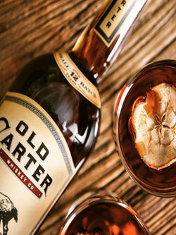 Old Carter 12Year Single Barrel - Bourbon - Don's Liquors & Wine - Don's Liquors & Wine