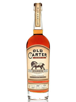 Old Carter Bourbon Batch 5 - Bourbon - Don's Liquors & Wine - Don's Liquors & Wine