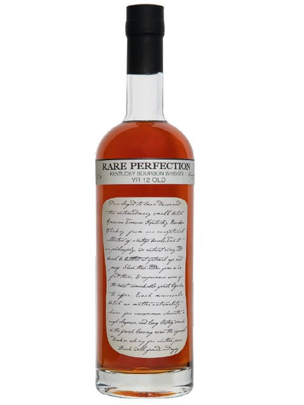 Rare Perfection 12 Year Bourbon Whiskey